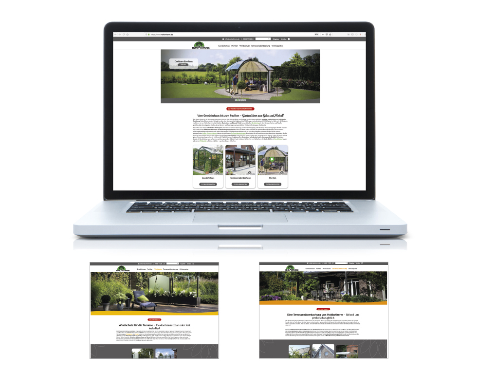 HOKLARTHERM Website